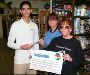 Desales Students Raise Funds for HOC