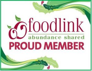 We Partner with Food Link