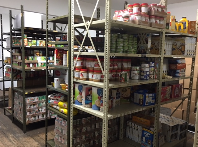 Change in Food Pantry and Office Hours