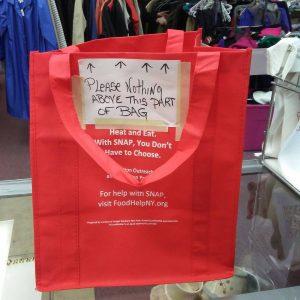 Bag Sale Date Change Monday - 7/3