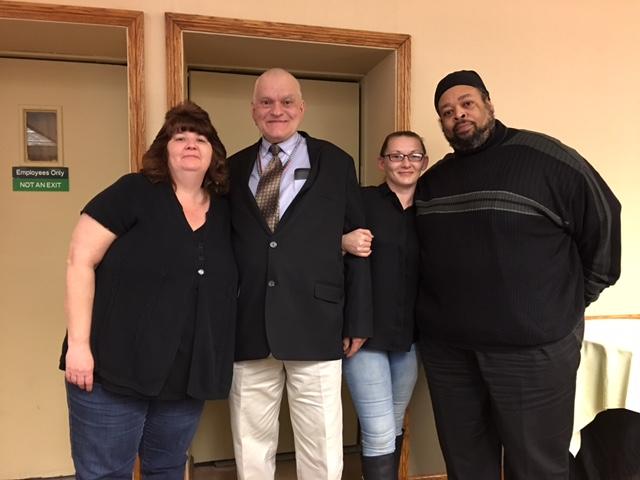 United Way Volunteer Recognition