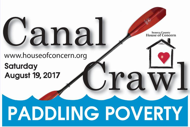 Pay Pledge Donations For Canal Crawl Here