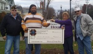 VFW Holiday Donation