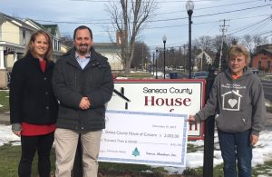 Holiday Meals Donation from Seneca Meadows