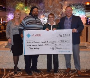 del Lago Savor NY Event Benefits House of Concern