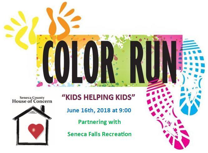 Color Run – Register Now!