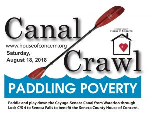 Canal Crawl - We Need Your Help - New Announcements