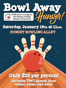 Bowl Away Hunger FUNraiser