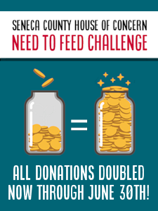 THIS WAY TO DOUBLE YOUR CONTRIBUTION