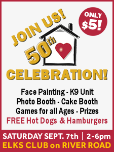 Join us for our 50th Celebration!