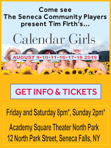 Come See The Calendar Girls!