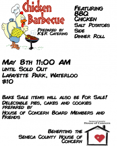 Chicken BBQ hosted by K&R Catering